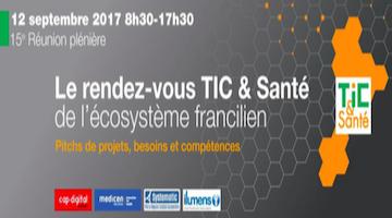 15e Réunion Plénière TIC & Santé