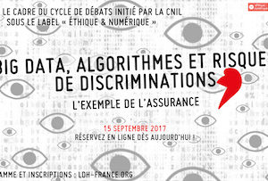 Big Data, Algorithmes et risques de discriminations