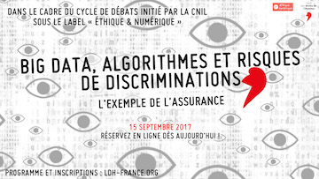 Big Data, Algorithmes et risques de discriminations
