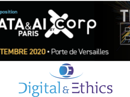 Salon BIG DATA & AI 2020: RDV au stand B42 !